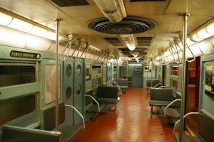 R11 NYC Subway car from 1949 by nikischlicki