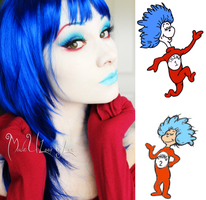 Thing 1, Thing 2 by MadeULookbylex