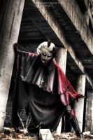 Ergo Proxy - ashes to ashes by Artyy-Tegra