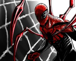 Superior Spiderman by AndresBellorin-ART