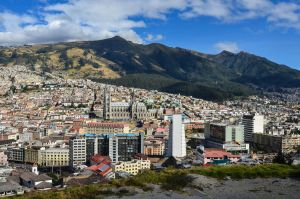 Quito view by LLukeBE