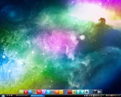 My Desktop by mrd2345