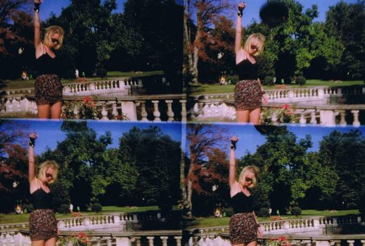 I love lomograpy - rock on by Dnized