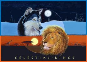 Celestial Kings - Revised by Toonicorn