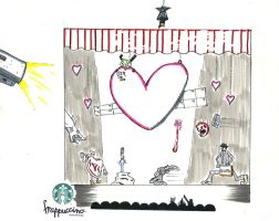 Stage of love - Funny show by SurfTiki