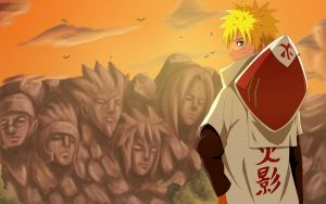 The New Hokage by agl89