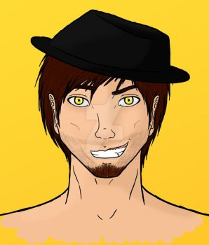 Christoph's new Face :33 by Abyssal-Dark-Wolf