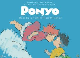 Ponyo Banner Contest 1 by os13