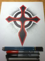 Celtic Cross by RevoltingArts