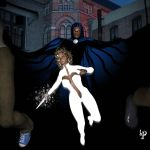 Cloak and Dagger by leroysquab