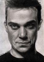 Mr. Robbie Williams by evenstar13
