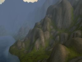 wow Burning Steppes 5 Wallpaper by Swiftstone