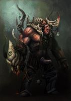 Defilement_Shaman by Gargathulot