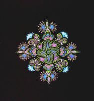 September Mandala by mandalagal