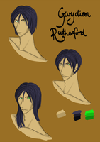 FIRST GEN: Gwydion Rutherford by H-san