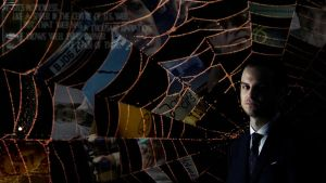 Moriarty's Web by CelerisSagitta