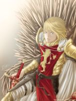Jaime Lannister - Aerys's blood. by tgomes9