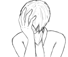 Simple Crying Animation by KuemomoShousa