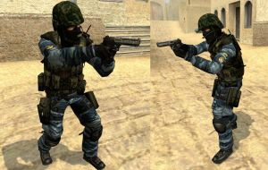 Upcoming Spetsnaz Pack - Urban by Sandgrinder
