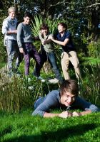 Rare picture of one direction #1 by DirectionForLyfe
