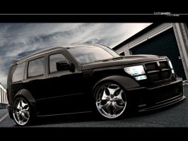 Dodge Nitro by adam4186