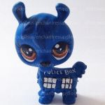 Dr. Who Tardis Llama Littlest Pet Shop by enchantress41580