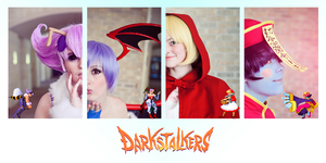 DARKSTALKERS by Pancake-mix