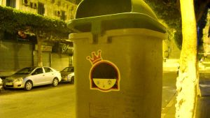 Rue d'Isley Stikers by liZerta