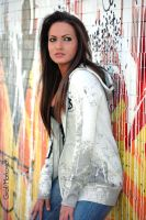 Yael at the Paint Wall by Undercheese101