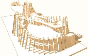 Swiss Pavilion for the Expo Milan 2015 by Panaiotis