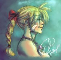 Kid - Chrono Cross Fandom by Szenandoah