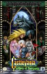 Castlevania Legacy of Darkness official Poster by whittingtonrhett