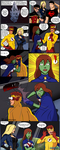 Collab - Young justice strip by ArmaBiologica