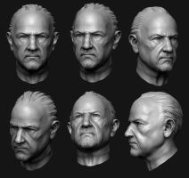 Crackdown 2 VOA Sculpt by Ten24
