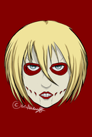 The Female Titan by Neoro-Chan