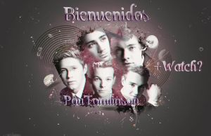 +ID-OneDirection :3 by PauTomlinson