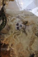 Haunted Spirit ghost BJD doll by SutherlandArt