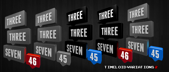 Timeloid Variations 2 by 4D7