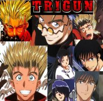 Tribute To Trigun by Riparian