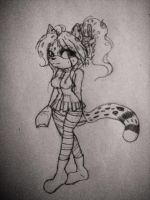 Dessie As Vanellope Von Shweetz :3 by Radiant-Garnet