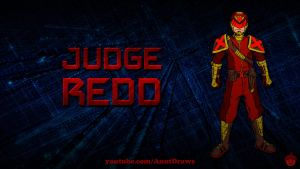 Judge Redd by AnutDraws