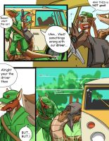 RRT: The not so great escape p2 by SteinWill