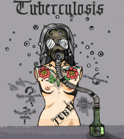 Tuberculosis by BelligerentButterfly