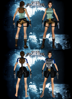 TR: Classic Outfit - Coming Soon vol.4 by legendg85