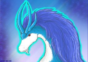 Realistic Suicune by TheLegendaryThree