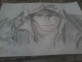 assasin's creed by jonhthernor