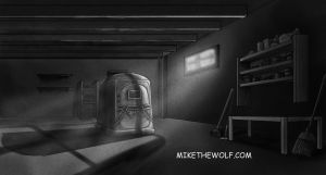 Clifford's Chamber by mikethewolf