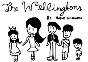 The Wellingtons by RavenVillanuevaT2P