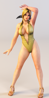 3DS Render Request: Helena by x2gon