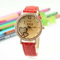 New fashion lady style leather watch by ailsalu